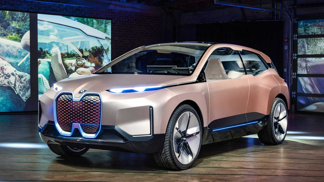 2019 BMW Vision iNEXT