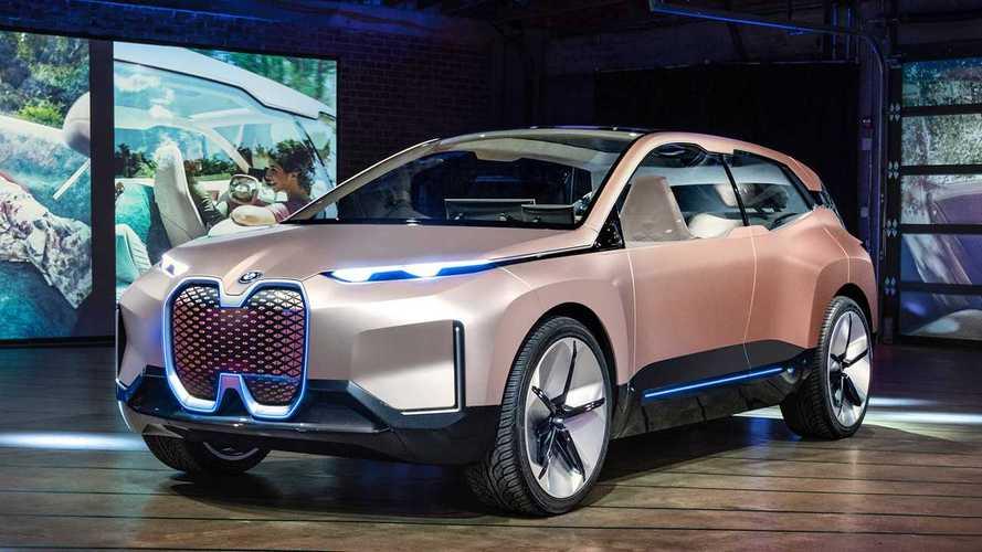BMW stellt Vision iNext vor: Autonom fahrendes SUV der Zukunft