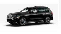 2019 BMW X7 configurator