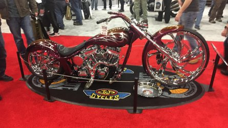 Justin's Thoughts From The New York International Motorcycle Show