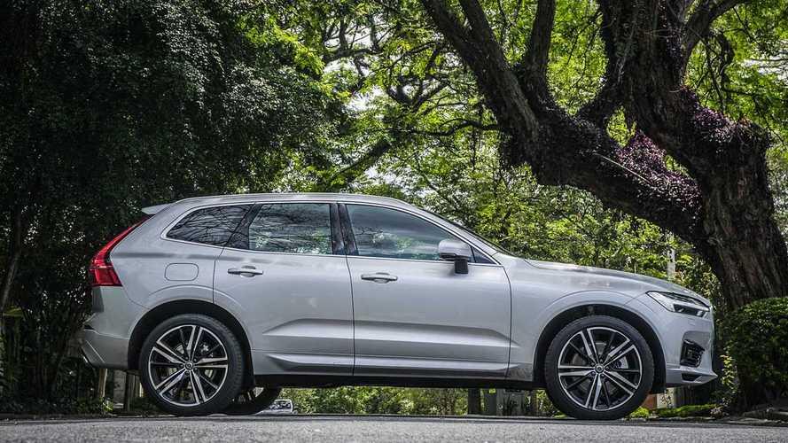 Volvo XC60 é o veículo híbrido que menos desvaloriza no Brasil