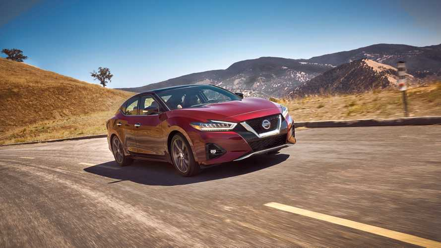 2019 Nissan Maxima Gets Sharper, Safer For L.A. Debut