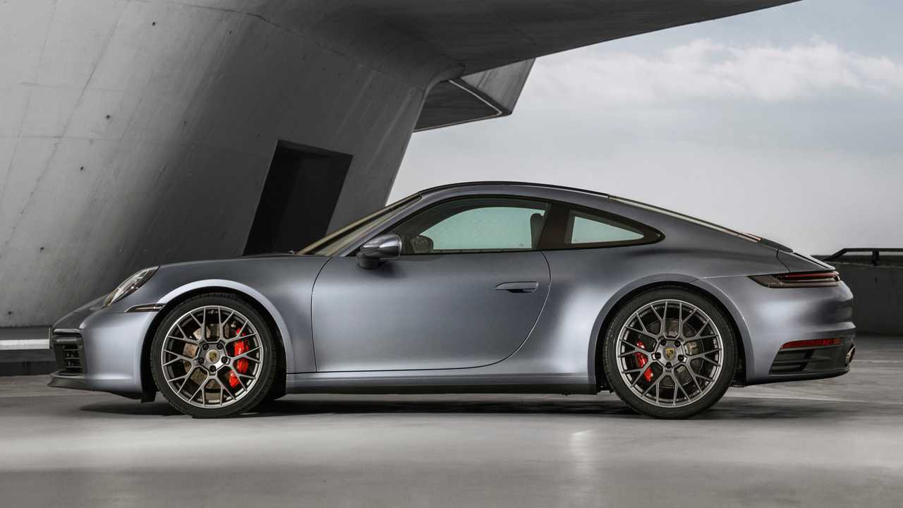 992 Porsche 911 Yan
