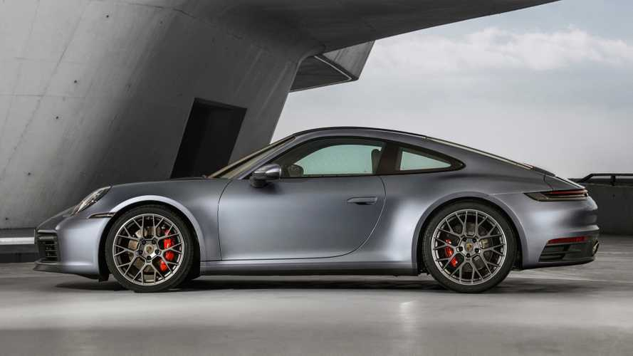New Porsche 911 Reaches Top Speed In 6th Gear; Not 7th Or 8th