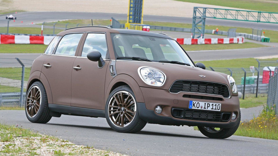 MINI Countryman tuned for off-road by Wetterauer