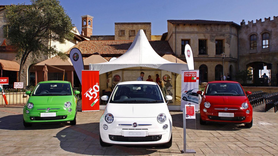 Fiat 500 150th special edition announced for South Africa