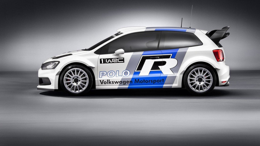 Volkswagen Polo R Wrc Entry Announced For 2013 Video