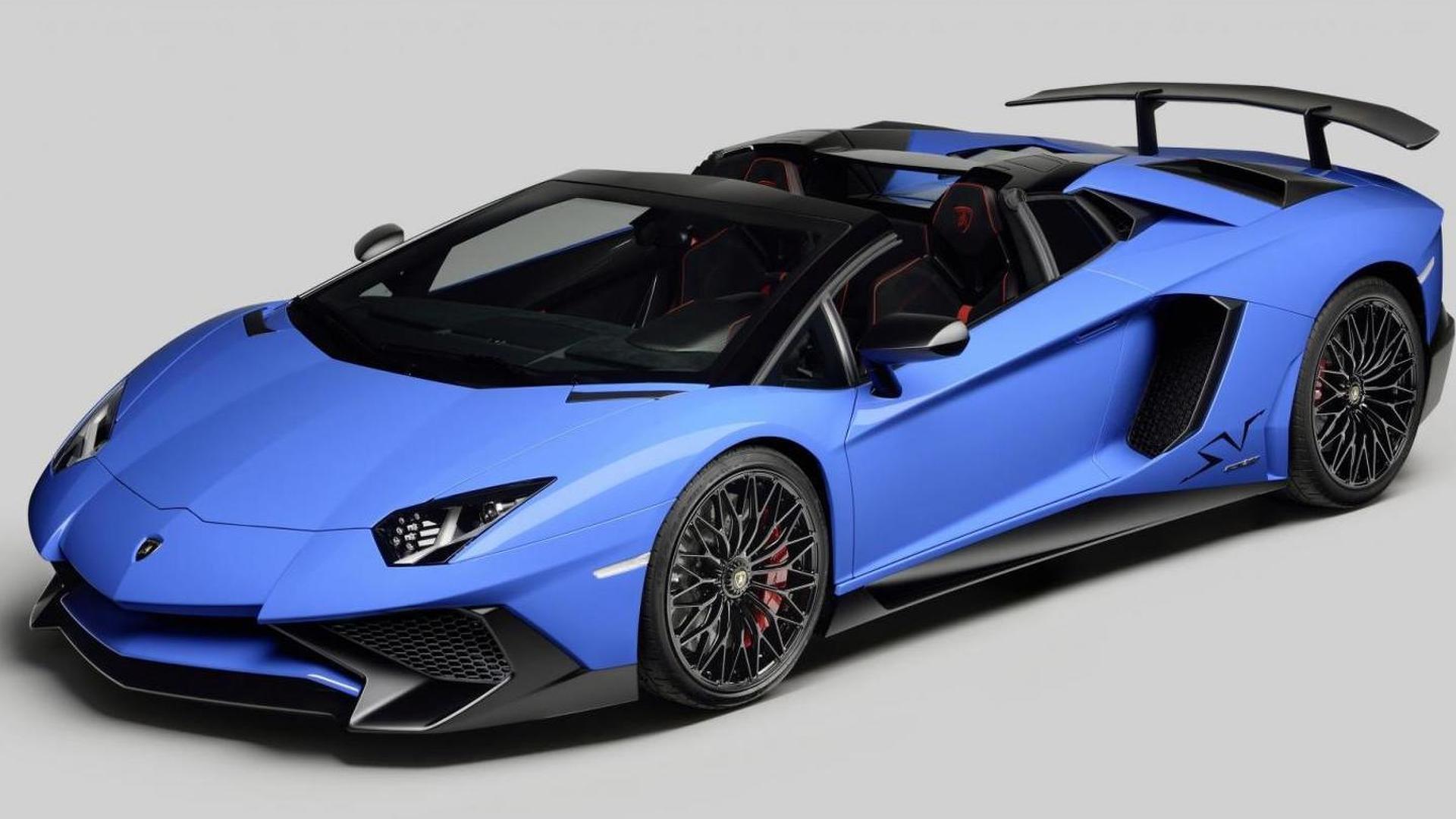 Lamborghini Says Aventador Too Powerful To Go Rwd