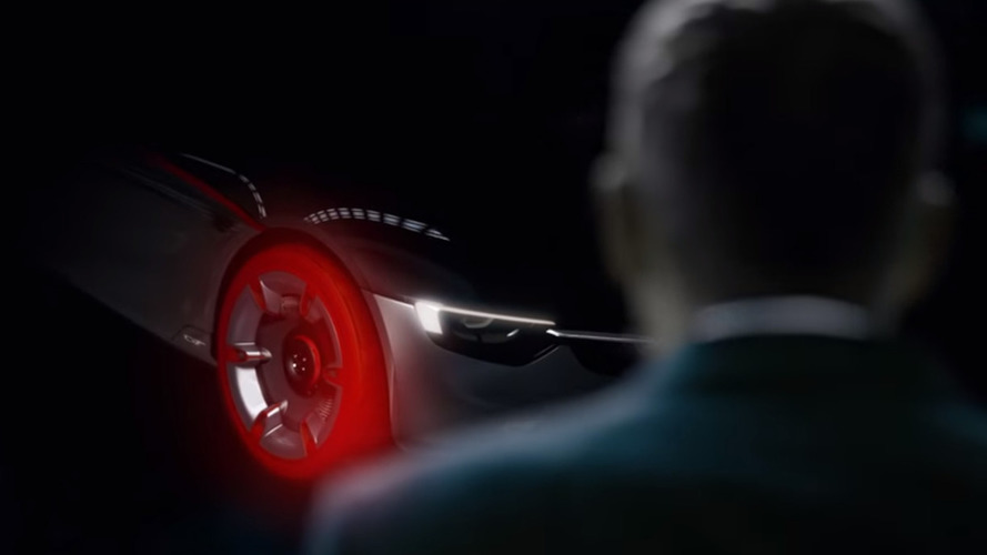 Opel GT Concept returns in new teaser [video]