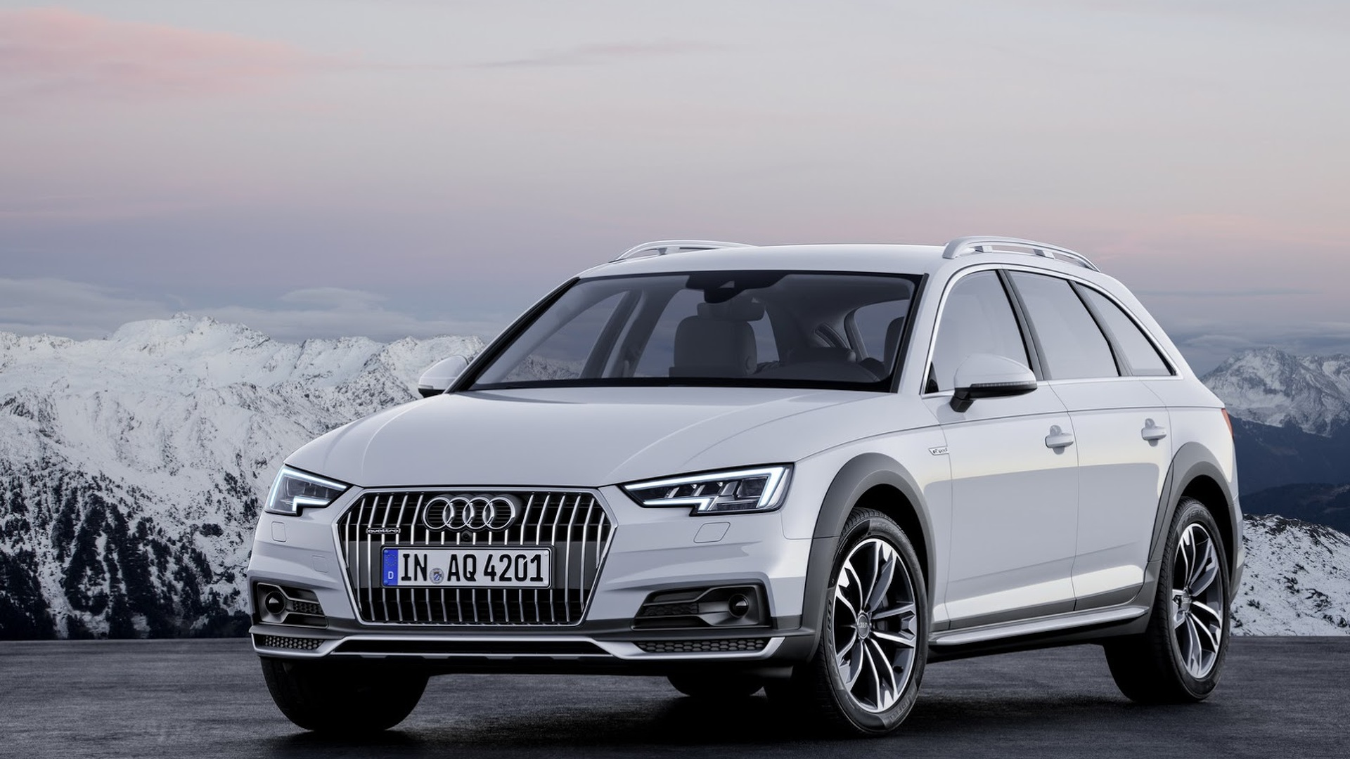 Audi A4 Allroad Quattro 30 Tdi Available On Order In Europe