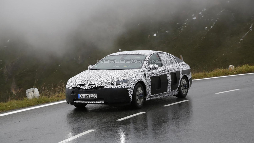 2017 Opel Insignia coming with new bi-turbo diesel