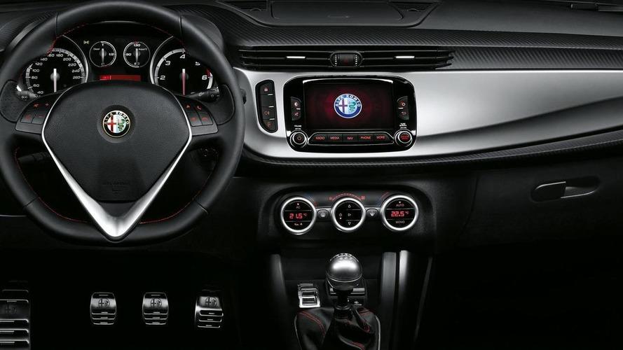 Alfa Romeo Giulietta Sprint Speciale Motor1 Photos