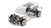 Volkswagen Tiguan GTE Konsept