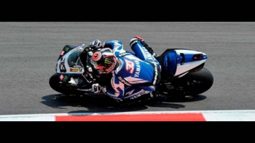 WSBK 2011: test Misano, Melandri il più veloce della prima giornata
