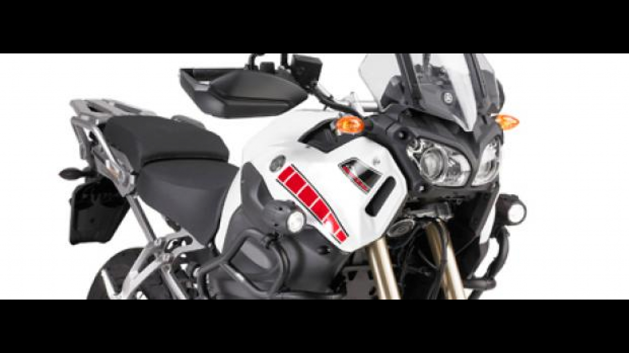 GIVI 2012: S310, i fari alogeni supplementari
