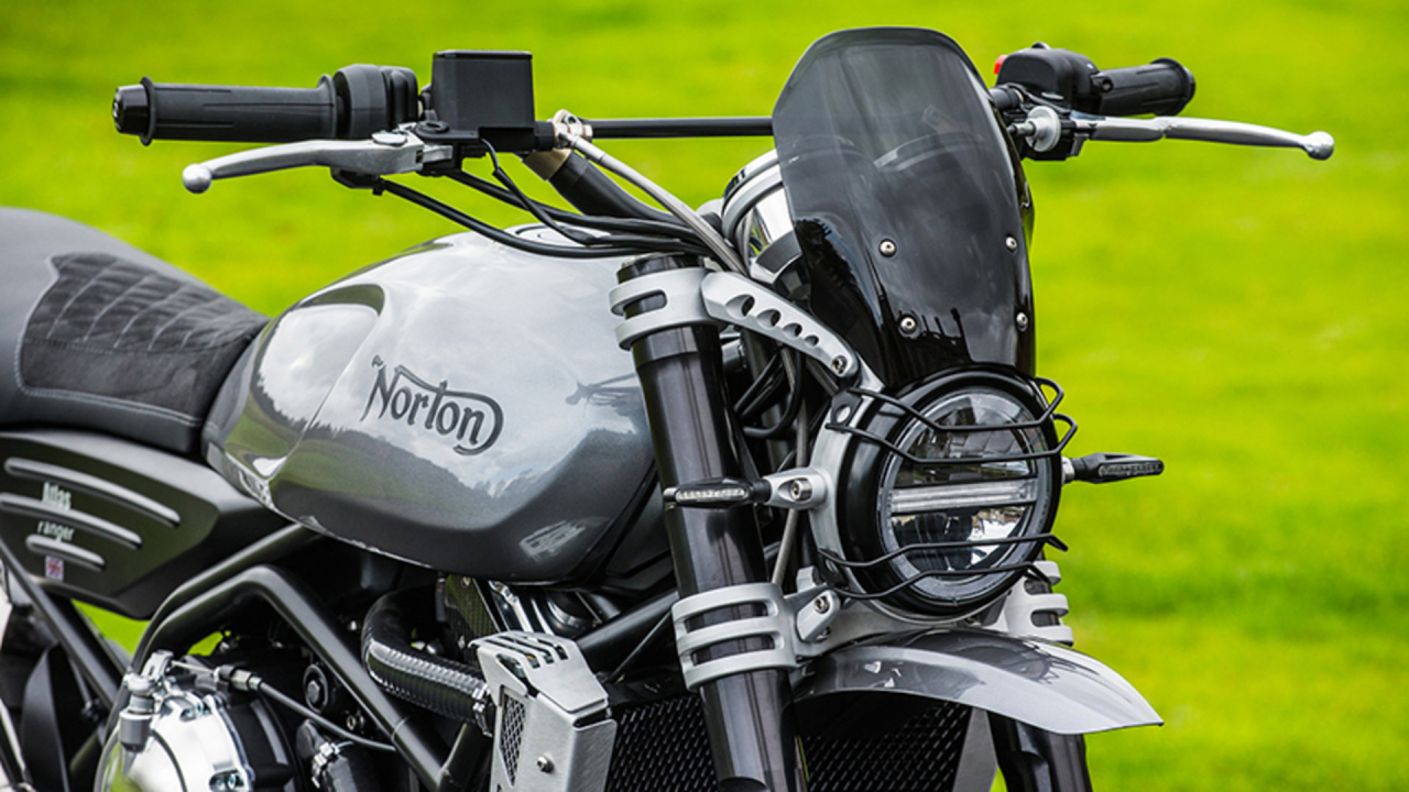 Norton Atlas 650
