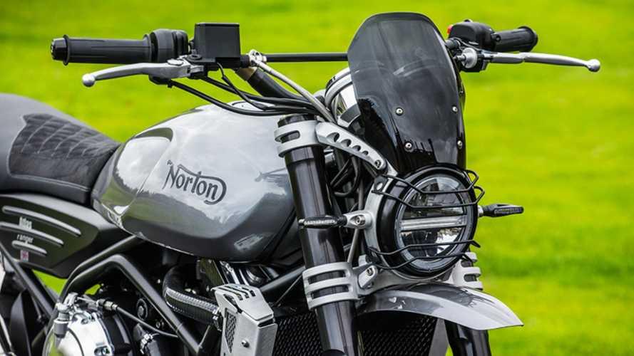 Norton, la ripartenza passa per il deposito del brevetto di 6 modelli