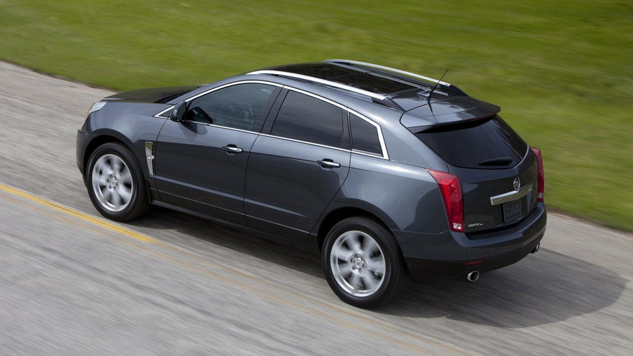Cadillac axes SRX Turbo - report