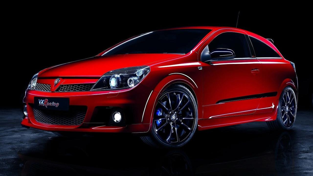 Vauxhall Limited Edition Corsa & Astra VXR