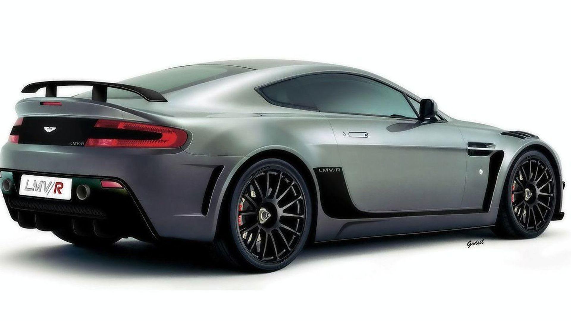 Elite Lmv R Based On 2010 Aston Martin Vantage