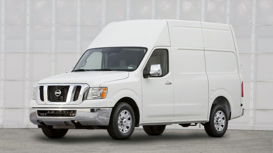 Nissan Reveals 2017 Nv Work Truck For North America