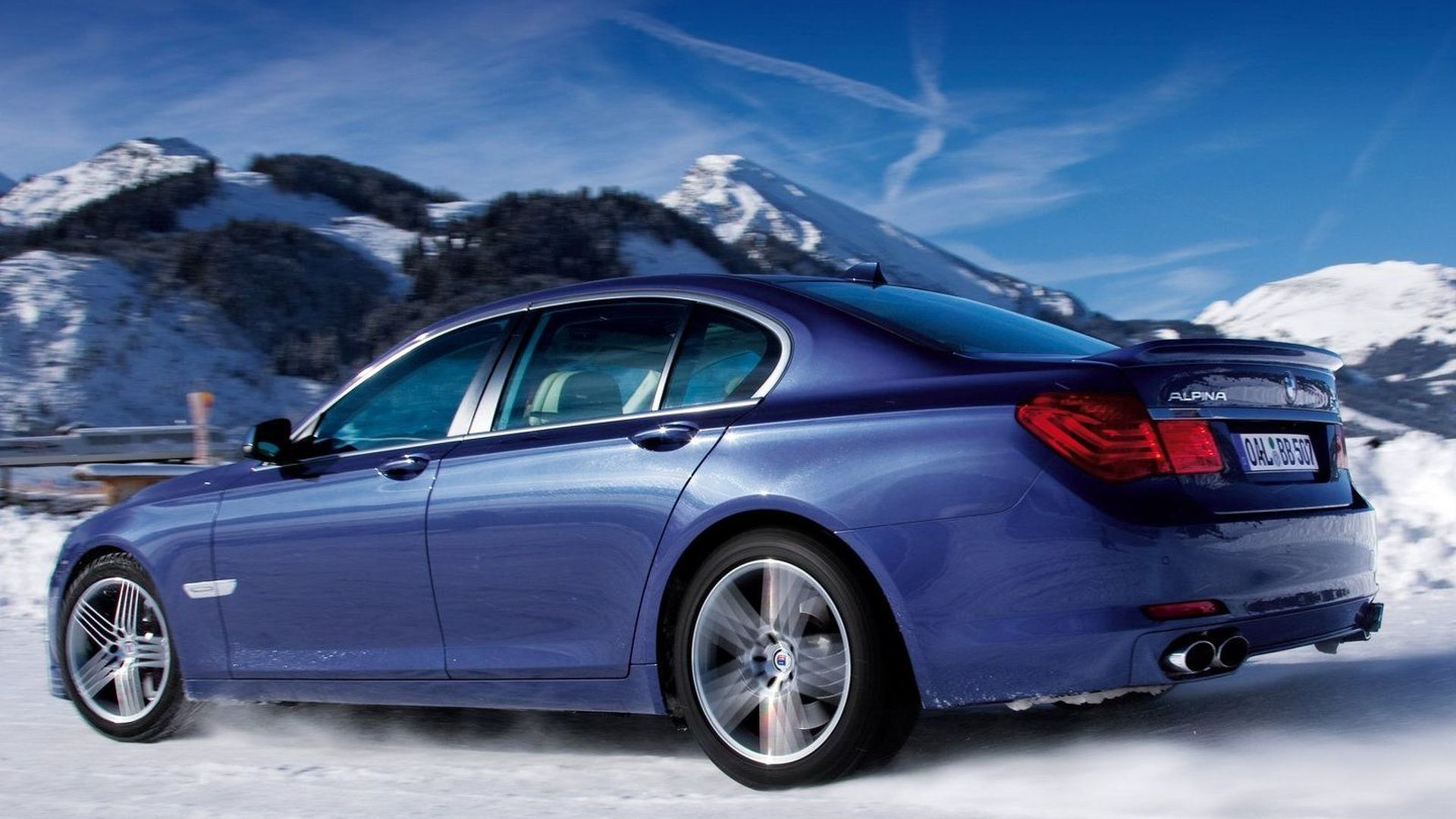 ALPINA B7 ALLRAD XDrive Announced