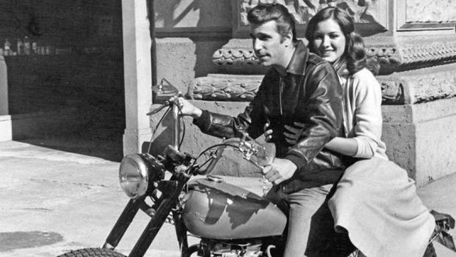 I motivi per non uscire con un motociclista!