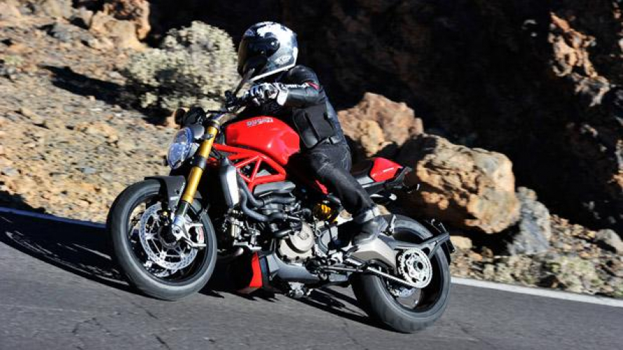 Ducati Monster 1200 S 2014 – TEST