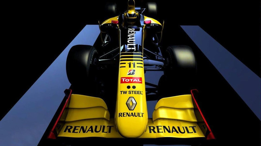 Boss expects more sponsors for Renault R30