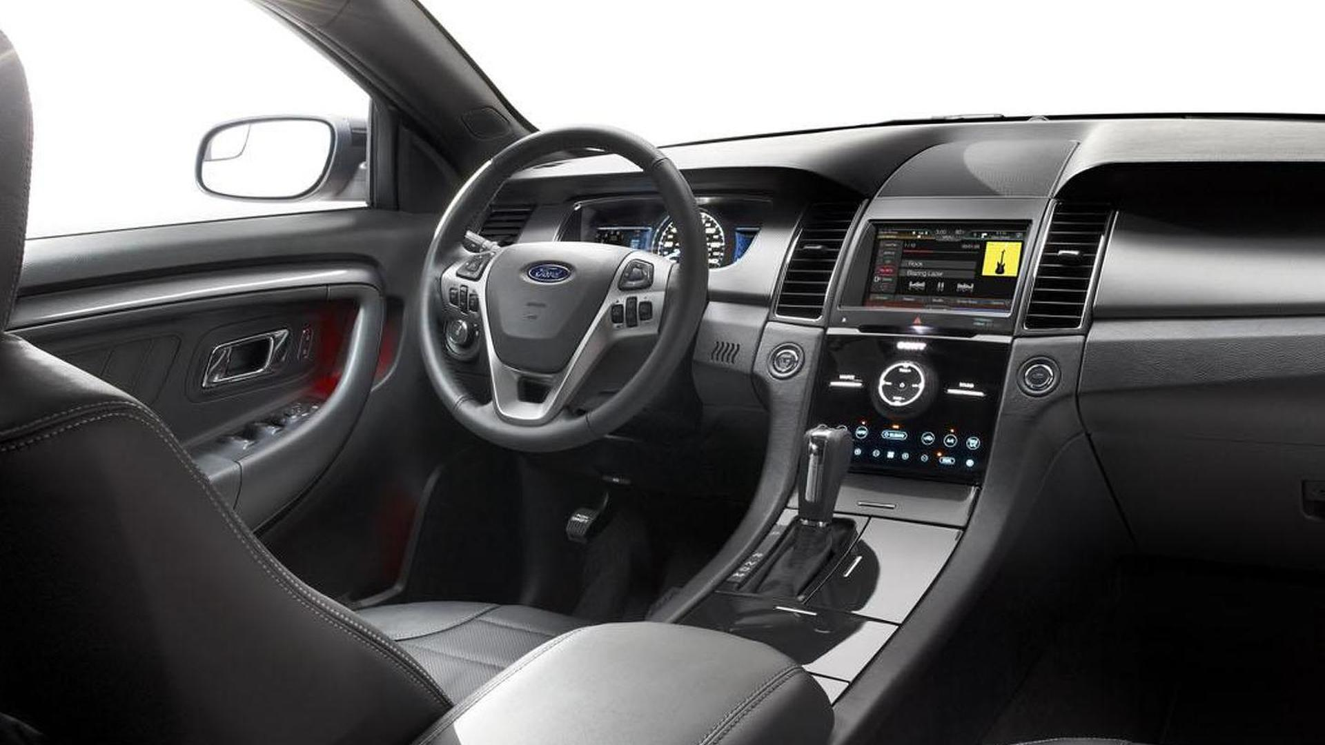 2014 ford taurus sho manual transmission