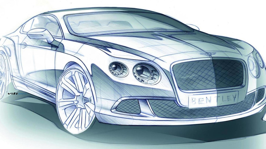 Bentley considering an entry-level coupe - report
