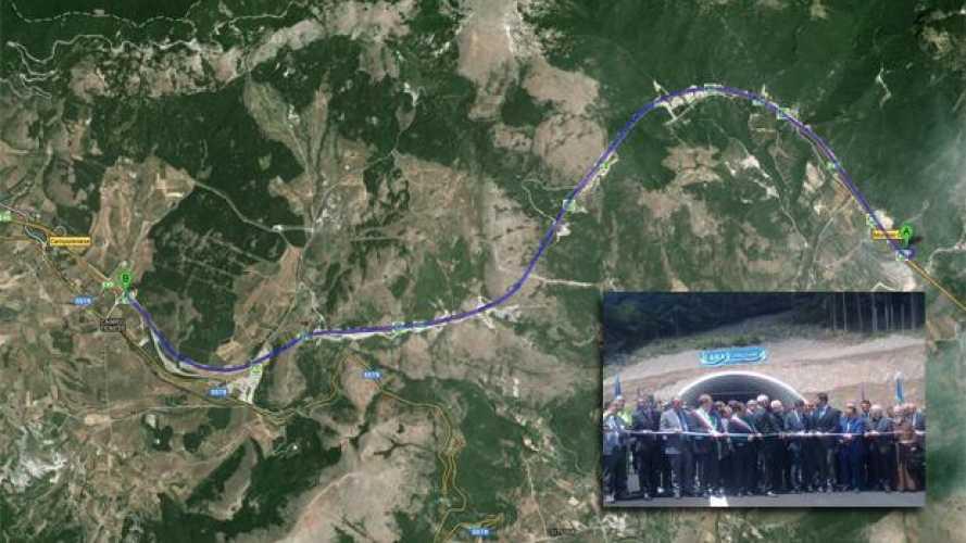 Esodo estivo: aperti 11 km sulla Salerno Reggio Calabria. Altri 25 entro venerdì 26 luglio