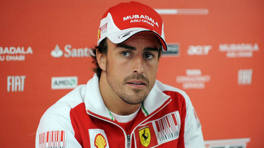 Alonso evasive on number 1 role at Ferrari