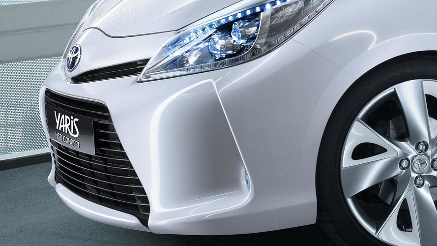 Toyota Yaris HSD Concept and Prius+ 7-seater MPV teased for Geneva