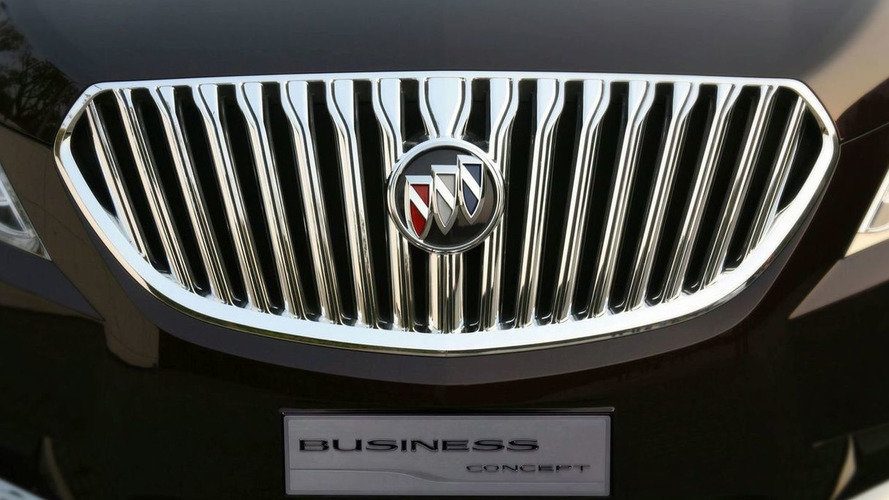 Buick Business Mpv Concept Motor1 Photos