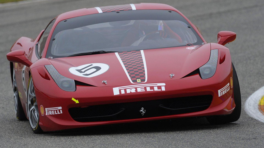 Ferrari 458 confirmed for FIA GT1 Championship