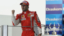 Massa wins Brazilian Grand Prix 2008