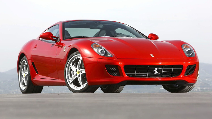 Ferrari 599 Roadster to be launched in Pebble Beach