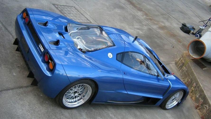 Australian debut for Joss JP1 supercar