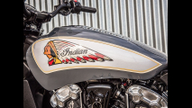 Indian Scout Bobber by Roland Sands