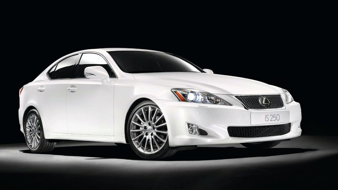 2010 Lexus Is250 F Sport