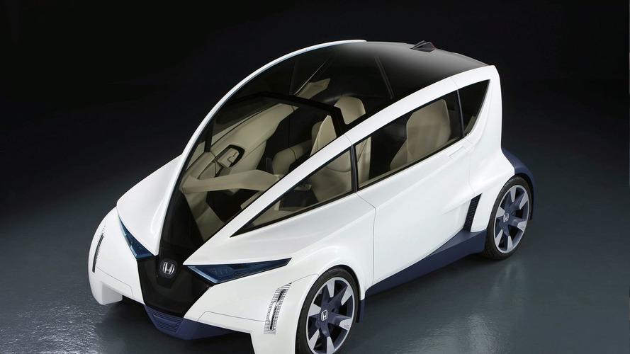 Honda Personal-Neo Urban Transport Concept unveiled in LA