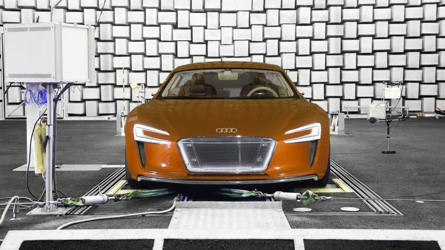 Audi working on electric car 'sound'