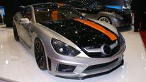 Carlsson C25 Super GT live in Geneva 02.03.2010