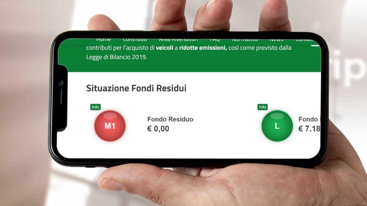 Fondi Bonus Finiti