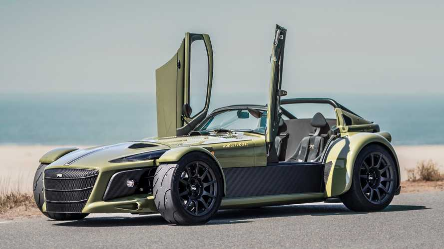 Donkervoort D8 GTO JD70 Arrives, First Road Car Capable Of 2G In Turns