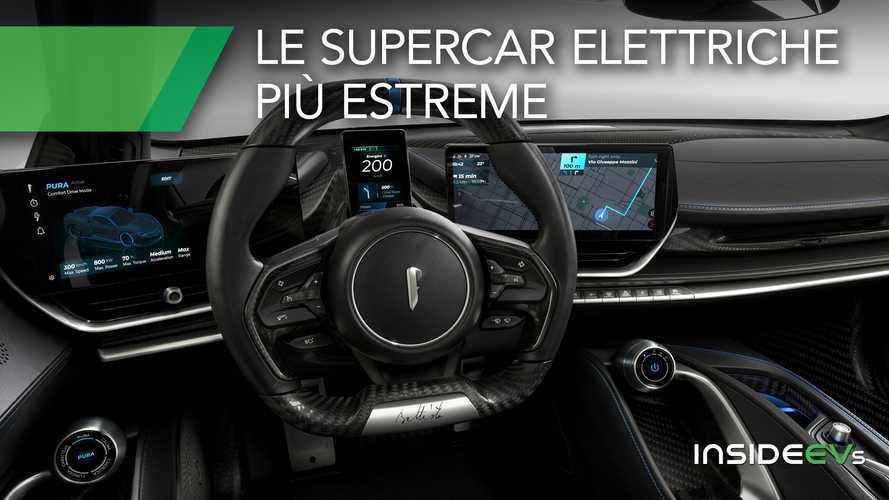 Ferrari frena, ma le supercar elettriche non mancano: eccole tutte