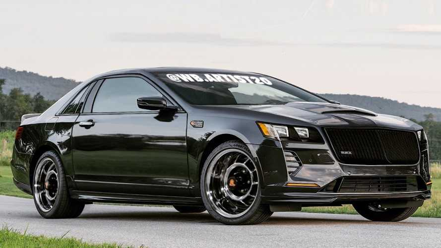 Would You Buy A Reborn Buick Grand National If It Looked Like This?