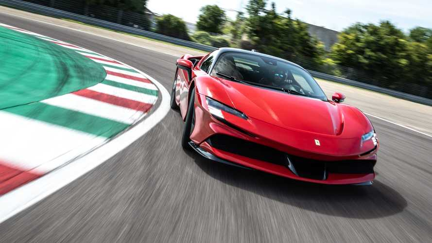 VIDÉO : La Ferrari SF90 Stradale explose le chrono de Top Gear !