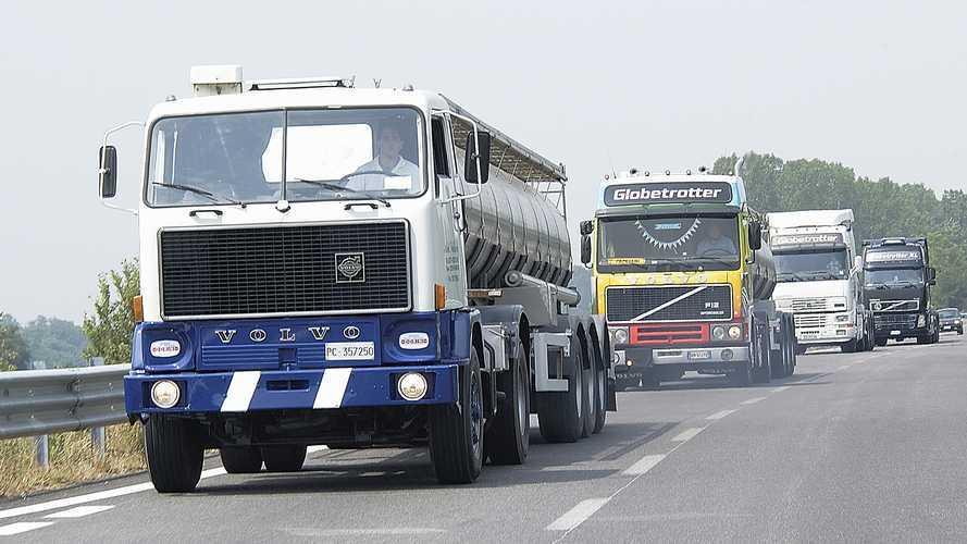 F89, il primo figlio della Volvo Truck Division